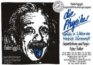 Die Physiker, 1998