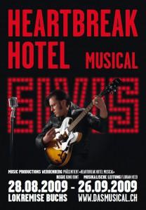 Heartbreak Hotel, 2009