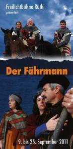 Der Fährmann, 2011