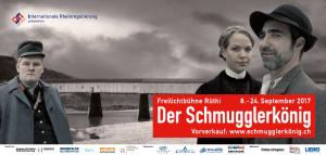 Der Schmugglerkönig, 2017