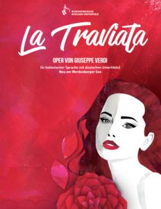 Flyer La Traviata